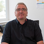 KURZ Karkassenhandel - Betriebsleiter und Fuhrparkleiter Andreas Döring