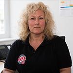 KURZ Karkassenhandel - Auftragsbearbeiterin: Jeannine Venance