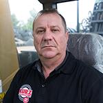 KURZ Karkassenhandel - Truck Salesman: Johann Liskun