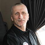 KURZ Karkassenhandel - LKW-Fahrer: Manfred Hamm