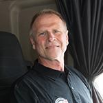 KURZ Karkassenhandel - LKW-Fahrer: Michael Bach