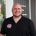 KURZ Karkassenhandel - Produktionsleiter und Maschinenparkleiter Patrich Hornig