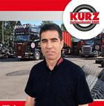 KURZ Karkassenhandel - Leiter Außendienst: Reinhard Zweck