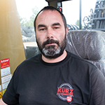 KURZ Karkassenhandel - Sortierer: Rosen Dzhambazov