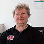 KURZ Karkassenhandel - Auftragsbearbeiterin Roswitha Lutz