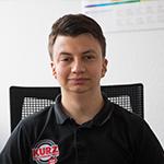 KURZ Karkassenhandel - Azubi Kaufmann Groß- und Außenhandel: Stefan Muñoz-Herrmann