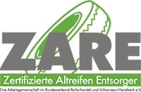 KURZ Karkassenhandel - ZARE Logo