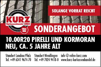 KURZ Karkassenhandel -