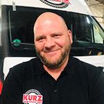 KURZ Karkassenhandel - Truck driver: Georg Nuber
