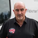 KURZ Karkassenhandel - LKW-Fahrer: Sascha Knecht