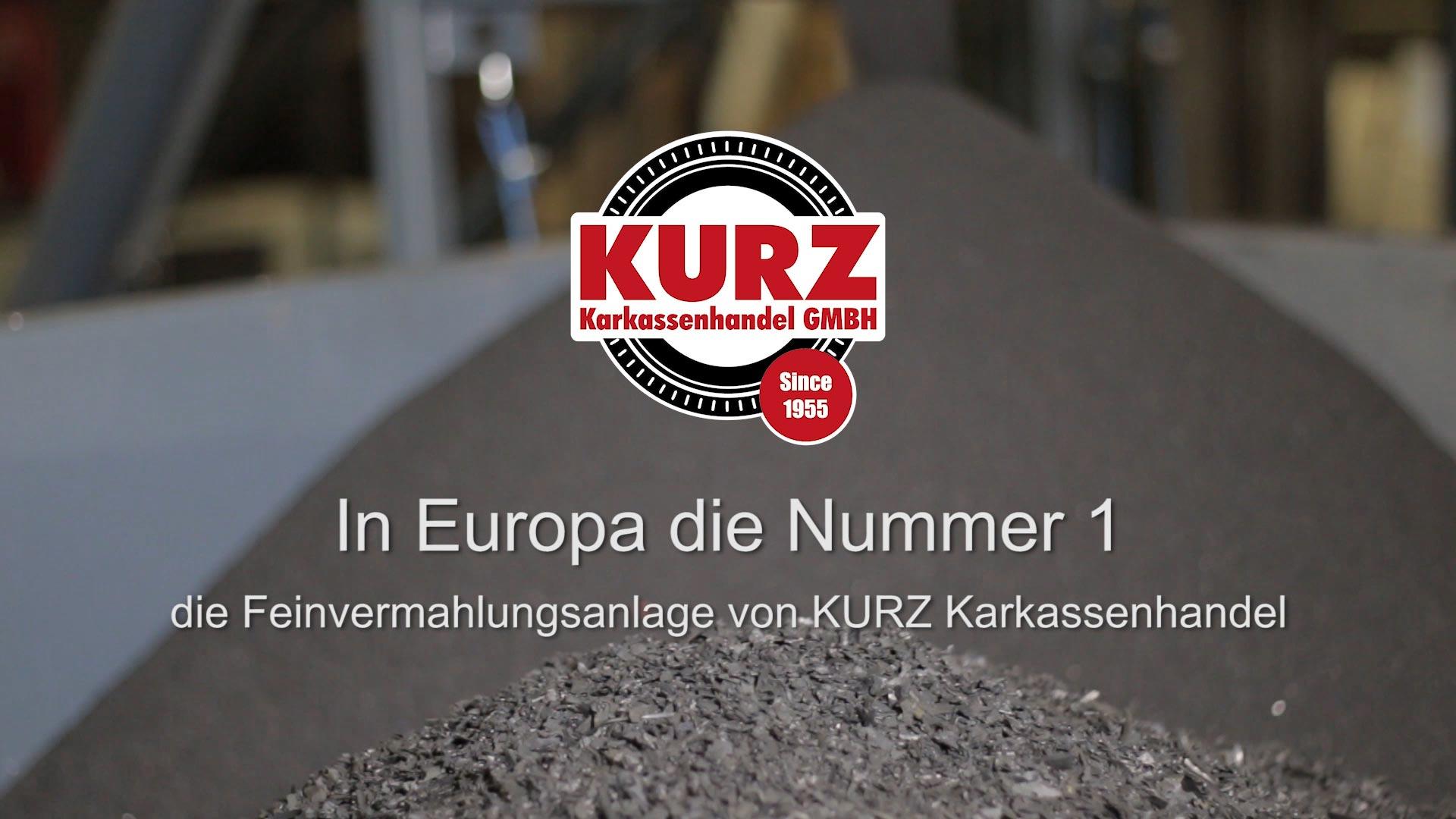 KURZ Feinvermahlung - Final - YouTube Thumbnail